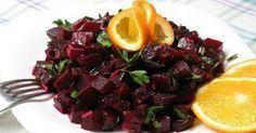 Как сделать из свеклы итальянский изыск. 6 рецептов феерических салатов. |