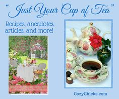 Have you tried Tea Time With The Cozy Chicks?