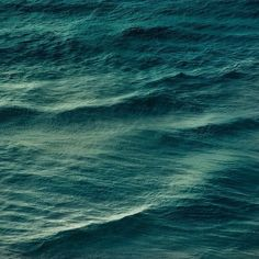 Petrol Green Ocean