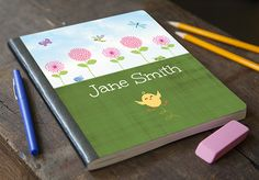 Book Covers | Back to School Crafts | PicMonkey Blog