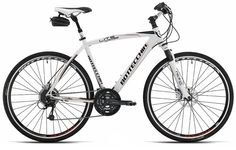 Cool hybrid bike. Bottecchia 802 with Disk brakes and Deore gearbox