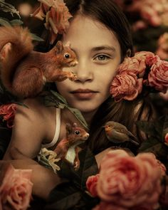 The Wonderful World Of Fantasy And Feeling Of The Artist Marcel Van Luit Fantasy Photography, People Photography, Animal Photography, Portrait Photography, World Of Fantasy, Fantasy Art, Marcel, Tattoo Foto, Tier Fotos