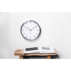Klassisch und schön. Die LEFF amsterdam One Uhr RVS weiß index https://www.flinders.de/leff-amsterdam-one-uhr-rvs-weiss-index