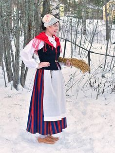 Folk Costume, Costumes, Victorian, History, Folklore, Collection, Dresses, Fashion, Finland