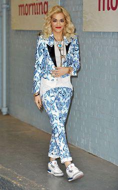 looks Rita Ora 2012 - Pesquisa Google