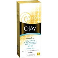 Olay Complete Daily Defense All Day Moisturizer SPF 30 Sensitive Skin