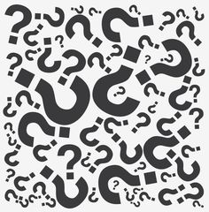 question marks background design - Google Search