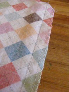 The Complete Guide to Imperfect Homemaking: {Tutorial} Easy DIY Crib Sheets Baby Quilt Panels, Panel Quilts, Baby Sewing Projects, Sewing Crafts, Crib Sheet Tutorial, Diy Crib, Boppy Cover, Baby Keepsake, Crib Sheets