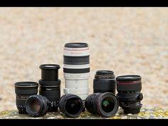 DSLR Filmmaking:  Starter Lenses  | http://www.youtube.com