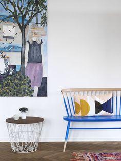 Chez les créateurs de Ferm Living |MilK decoration