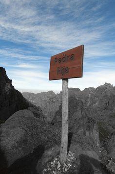 Reissaajan muistot: Pico Arieiro, toinen yritys