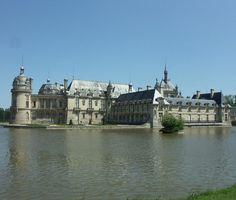 Chateau de Chantilly, XVIe, XIXe siecle - Adresses, horaires, tarifs.