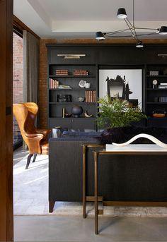 Новые работы дизайнера из Чикаго Kara Mann | Пуфик - блог о дизайне интерьера