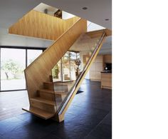 Alison Brooks Architects _ Salt House _ Essex _ Photo Stair 3