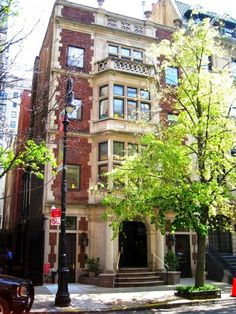 Daytonian in Manhattan: The 1899 Chas. Hudson Mansion -- No. 3 East 76th Street