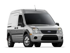 Ford Transit Connect Minivan Silver