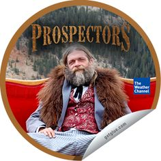 Steffie Doll's Prospectors Season 2: Legendary Topaz Sticker   GetGlue