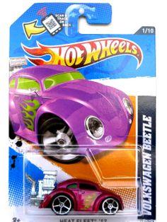 2012 Hot Wheels VOLKSWAGEN BEETLE