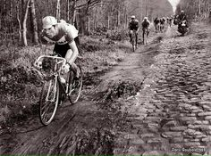 Merckx sur Paris-Roubaix 1969