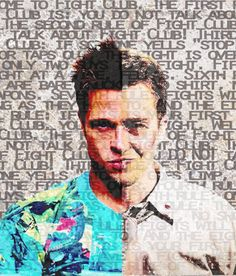 The Rules of Fight Club by CipherWolf #movies