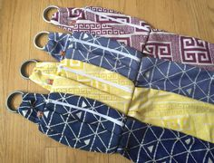 Delta Fathom with Repreve® Hipsack bag by TekhniWovens on Etsy