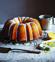 This lovely Lemon-Yogurt Pound Cake, is especially delicious with a cup of tea. Featured in the NEW Cabot Creamery Cookbook. Yogurt Pound Cake Recipe, Lemon Bundt Cake, Pound Cake Recipes, Bundt Cakes, Brie, Baking Recipes, Dessert Recipes, Stevia Recipes, Lemon Desserts