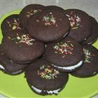 These chocolate cookies are always a favorite when I make them and I can add just about anything to them.