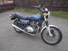Kawasaki Z750 Twin Classic
