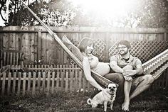 Sweet, Natural Maternity Session - On to Baby