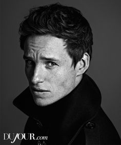 """Actor Eddie Redmayne spoke to DuJour Magazine about his struggles playing Stephen Hawking in his newest movie """"The Theory of Everything."""""""