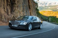 If it feels as if Bentley has delivered a barrage of new Continental models lately, it's because it has. Read on to learn more about the 2014 Bentley Flying Spur in this first look brought to you by the automotive experts at Automobile Magazine. Bentley Continental, Bentley Motors, Gq, Auto Volkswagen, New Bentley, Bentley Speed, Die Queen, Bentley Flying Spur, Used Car Prices