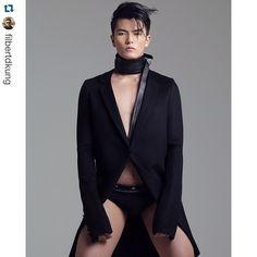 #Repost @filbertdkung with @repostapp. ・・・ Carlo Lee of Mercator Models Ph. Micheal Cinco Bench Underwear x Thamanya x Ariel Lozada x Noel Manapat x Grooming : Tor Torre x Hair : Ogie Waban