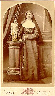 Women of Vision - Index and History of nuns and sisters of the Catholic Church in Australia 1838 - 1918