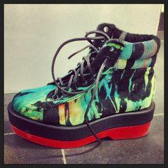 Sofia Sarkany  Shoes