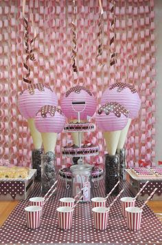 Great Chocolate Party idea - complete with invitations, food ideas, games, beauty items, the complete package...
