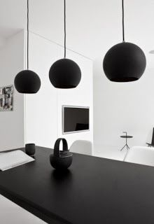 Black & white kitchen - elv's