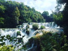 Krka National Park by SlayerSway on DeviantArt