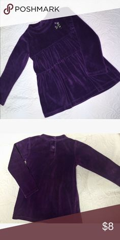 Gorgeous Rich Purple Velvety Dress 3T Stunning, soft royal purple dress made by Fisher Price. Excellent condition, smoke free home Fisher Price Dresses Casual