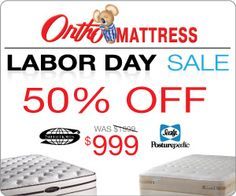 Labor Day Sale on Now.