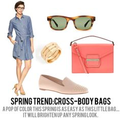 jillgg's good life (for less) | a style blog: spring trends 2014: small cross-body bag!