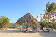 Scilly Cay in Anguilla