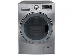 Lava e Seca LG 10,2Kg Direct Drive WD1412RT - 14 Programas de Lavagem Água Quente R$ 3.199,90 em até 10x de R$ 319,99 sem juros no cartão de crédito