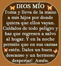 God Prayer, Daily Prayer, Prayer Quotes, Motivational Phrases, Inspirational Quotes, Catholic Prayers In Spanish, Good Night Prayer, Miracle Prayer, Catholic Religion