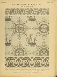 Issued in portfolios Cross Stitch Borders, Cross Stitch Samplers, Cross Stitch Charts, Cross Stitch Embroidery, Embroidery Patterns, Cross Stitch Patterns, Knitting Charts, Knitting Patterns, Dmc