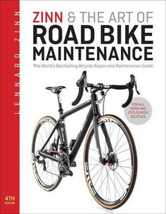 From basic repairs like how to fix a flat tyre to advanced overhauls of drivetrains and brakes, Lennard Zinn's clearly illustrated guide makes every bicycle repair and maintenance job easy for everyone.