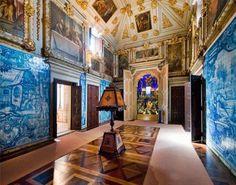 Museu Nacional do Azulejo. Lisboa Via Architectural Digest March 2014