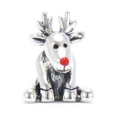 The Kiss Little Evil Demon Dangle 925 Sterling Silver Bead Fits European Charm Bracelet