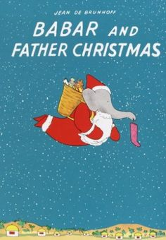 nice Babar and Father Christmas by de Brunhoff J  New(Hardcover) 9780375814440 Check more at http://shipperscentral.com/wp/product/babar-and-father-christmas-by-de-brunhoff-j-newhardcover-9780375814440-2/