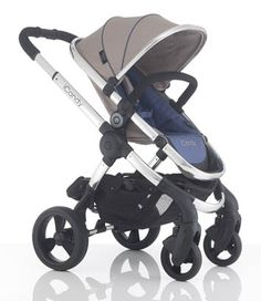 iCandy Peach 3 in Azure, single stroller.