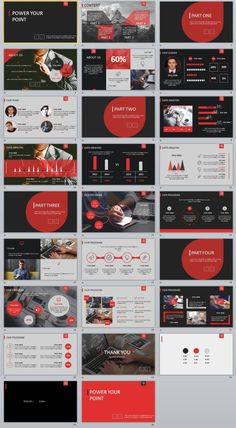 templates Video Features: business Report PowerPoint templates Easy and fully editable in powerpoint (shape color, size, position, etc) Easy customizable contents Corporate Presentation, Presentation Layout, Presentation Video, Powerpoint Presentation Templates, Keynote Template, Report Template, Web Design, Design Art, Vector Design